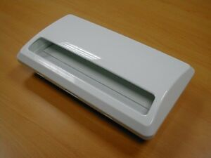 Trusty rv microwave oven exterior vent cover w damper free shipping ebay for Microwave oven vent to exterior wall
