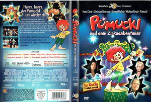 (DVD) Pumuckl e il suo circo avventura-Hans Clarin, Christine imitare