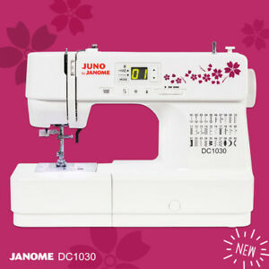 Janome-DC1030-ElectronicSewing-Machine