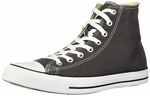 Converse Chuck Taylor All Star Hi, Dusk Grey, 12 M us Women   10 M US Men