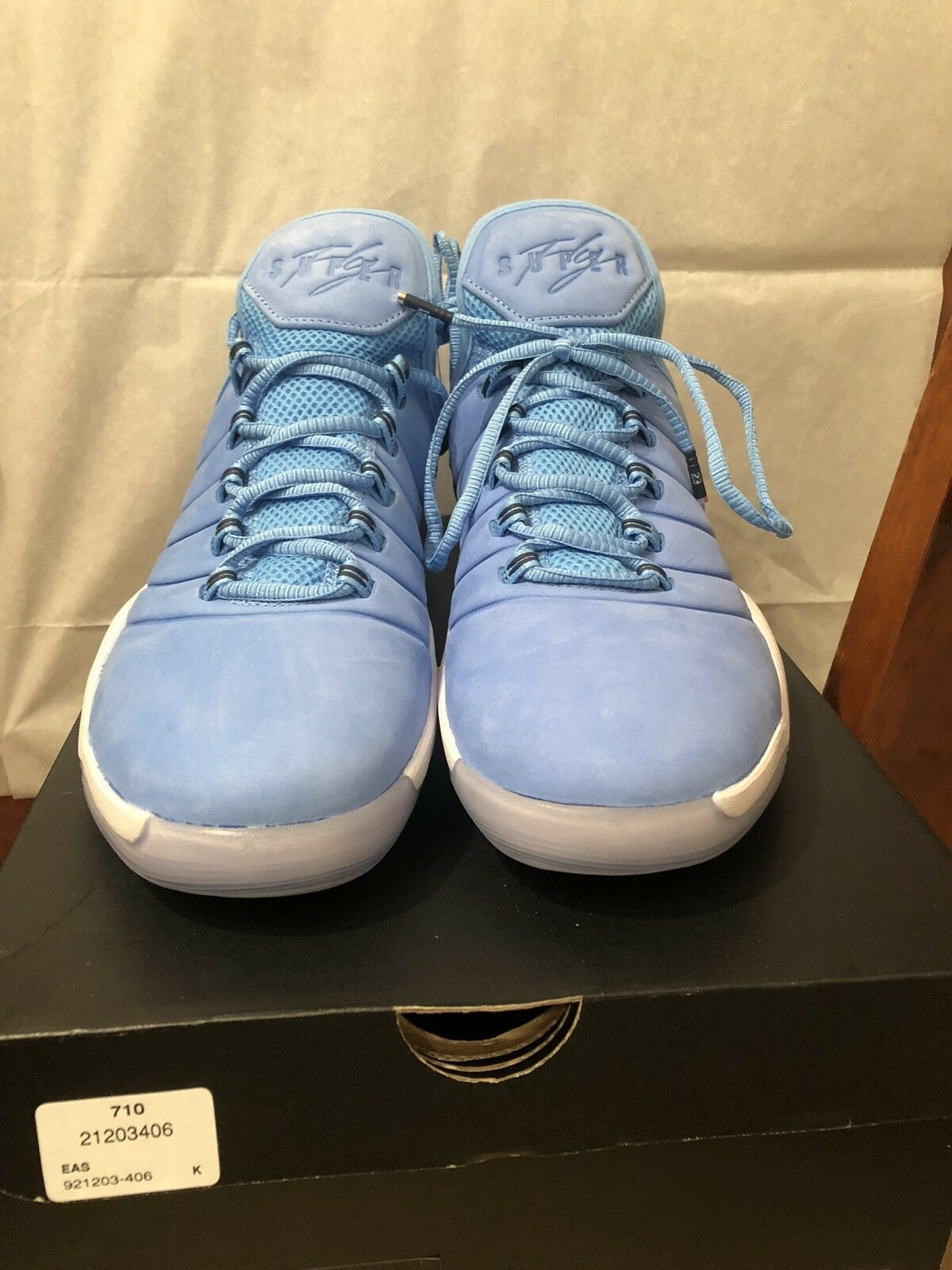 NIKE JORDAN SUPER.FLY 2017 MENS SHOES TRAINERS UK SIZE 10   921203 406