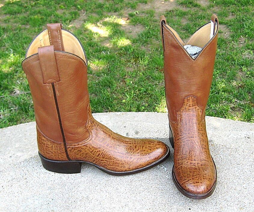 NEW  ADAMS   COWGIRL   Stiefel   LADIES  7'B
