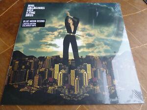 Noel-Gallagher-039-s-High-Flying-Birds-Blue-Moon-Rising-12-034-coloured-Vinyl-New