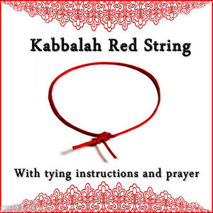 Kabbalah red string bracelet ben porat prayer protection bulk wholesale 10 100 ebay for Bracciale ben ten
