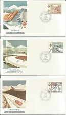 Yugoslavia 1983  Sarajevo '84 1984 Winter Olympics / Sports  Belgrade  Cover x 3