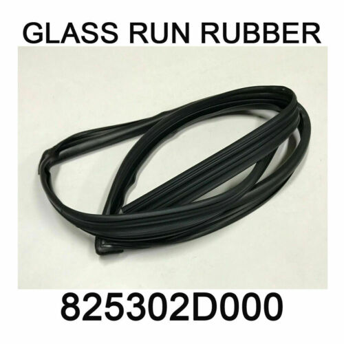 New Oem Genuine Glass Run Rubber Front Left 825302D000 For Elantra 00-07 Avante