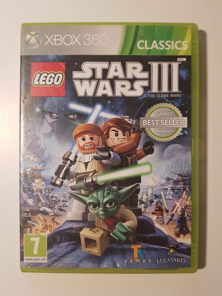 Lego Star Wars III, Xbox 360