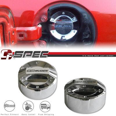 For JDM Honda Mugen Power Raicng Gas Fuel Cap Cover For HONDA ACCURA