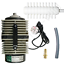 HAILEA-ACO-SERIES-AIR-COMPRESSOR-PUMP-hydroponic-koi-pond-fish-tank-compost-tea miniatuur 17