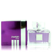 Iwan By Glenn Perri For Women-edp-spray-3.4 Oz-100 Ml-authentic-made In France