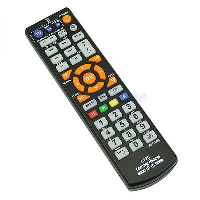Universal Smart Remote Control Controller With Learn Function Fr CBL DVD TV SAT