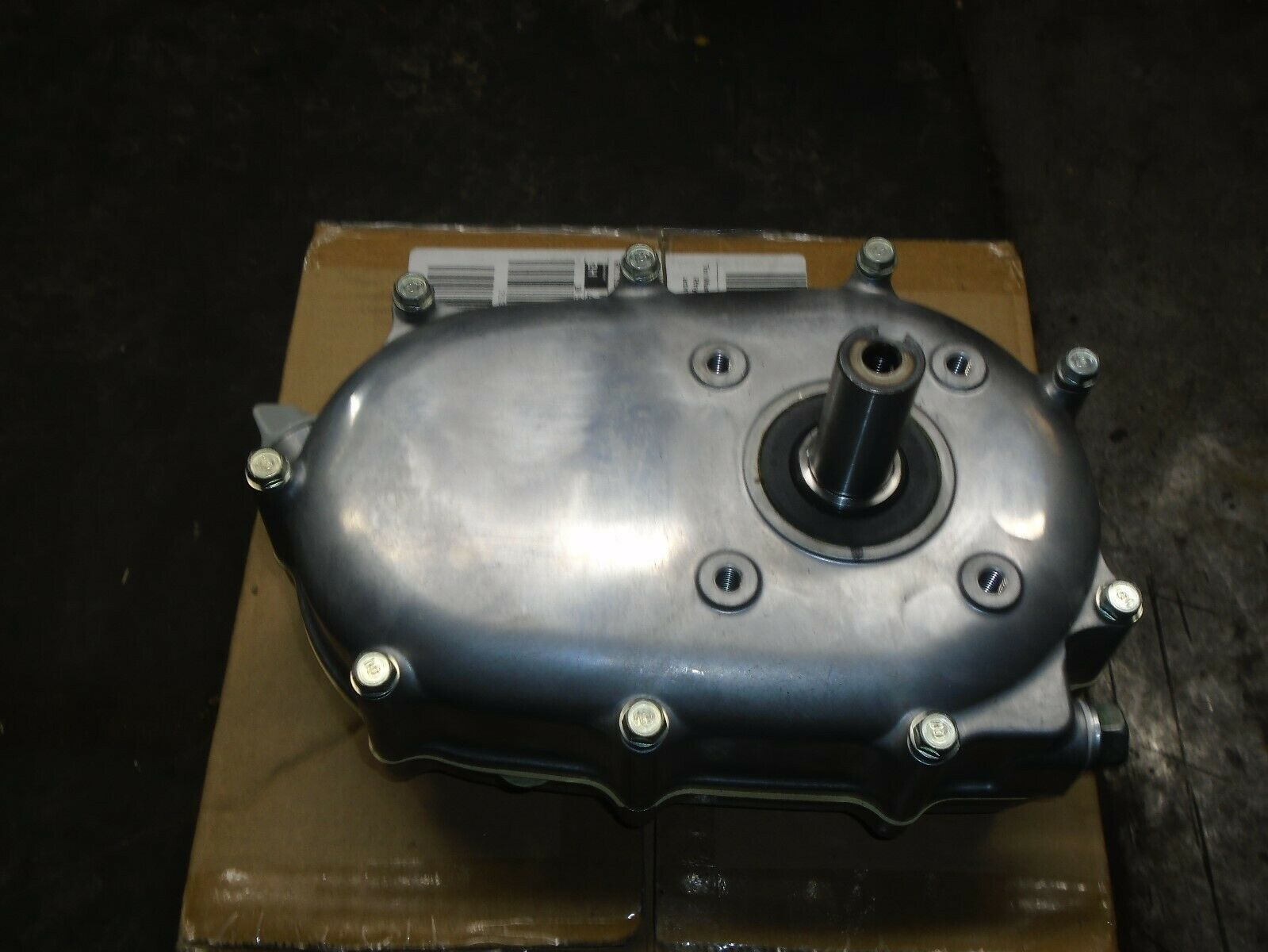 GENUINE HONDA 2-1 REDUCTION GEARBOX + WET CLUTCH GX200 GX160