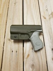 Concealment IWB Olive Drab Green KYDEX Holster Fits Glock 43X | eBay