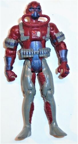 G.I Maroon Version JOE ACTION FIGURE           2002 Cobra Moray V3