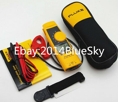 Brand New FLUKE 365 Detachable Jaw-rms AC DC Clamp Meter F365