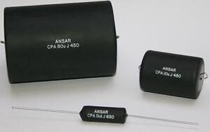 Ansar-Supersound-Audio-Polypropylene-Capacitors-Audiophile-HiFi-Crossover-Caps