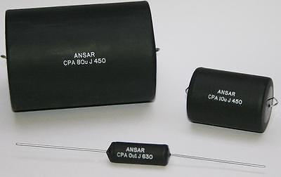 Ansar Supersound Audio Polypropylene Capacitors Audiophile HiFi Crossover  Caps