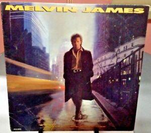 MELVIN-JAMES-The-Passenger-Album-Released-1987-Vinyl-Record-Collection-US-press