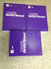 2005 Chevy Chevrolet SSR S/T ST TRUCK Service Shop Repair Manual Set FACTORY NEW