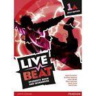 Live Beat: Level 1A by Rod Fricker, Olivia Johnston, Sarah Curtis, Judy Copage, Ingrid Freebairn, Jonathan Bygrave (Paperback, 2015)