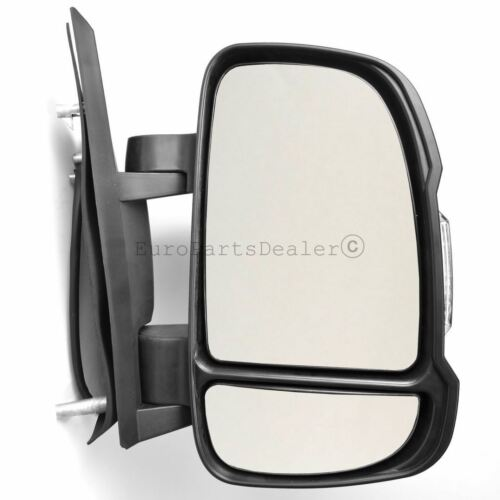Electric Wing door mirror unit for Fiat Ducato 2006-2013 Driver Right side