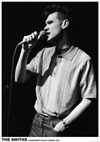 The Smiths - Vintage Music Photo Poster - 23x33 Uk Import London 01420