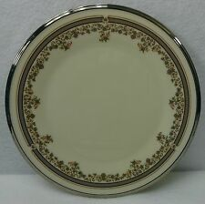 """LENOX china LACE POINT pattern Salad or Dessert Plate - 8-1/8"""""""
