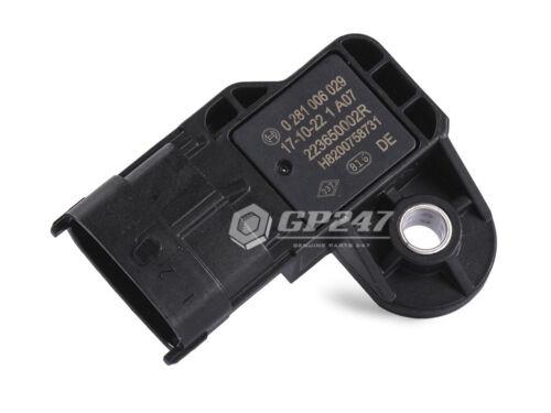 Bosch MAP Sensor FORD B C S Max Fiesta 6 Focus 3 Galaxy Kuga Mondeo BV619F479AA