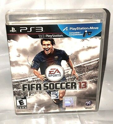 FIFA Soccer 13 (Sony PlayStation 3, 2012) PS3 GAME ...Ps3 Games List 2012