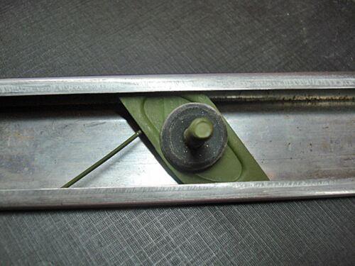 "NORS fender body side moulding clip neoprene sealer nut 1-1//8/"" to 1-1//4/"" for GM"