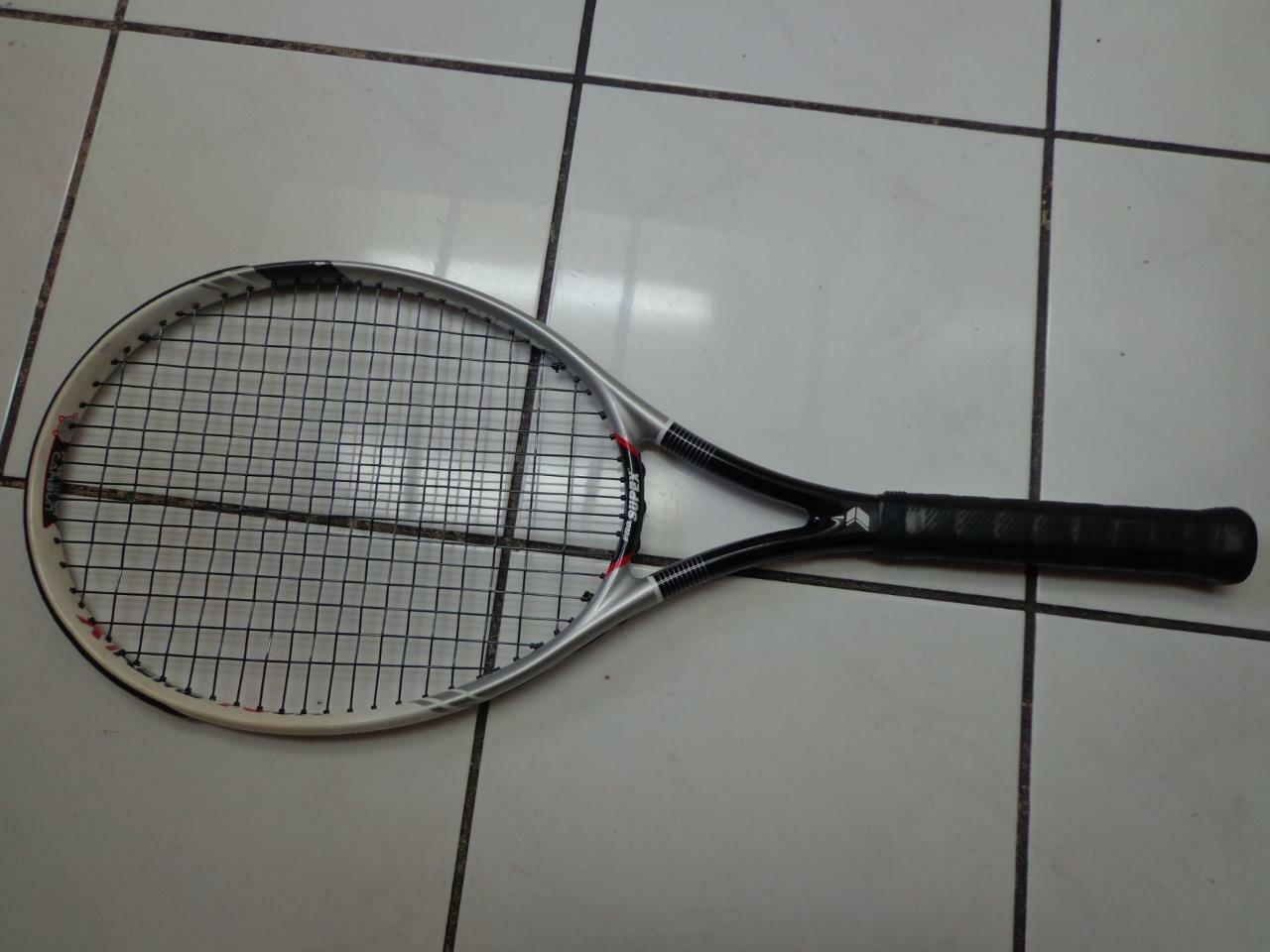 Pro Supex Extreme TOur Aero Drive 100 head 4 3 8 grip Tennis Racquet