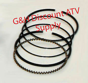QUALITY 1986-1988 Honda TRX 200SX Fourtrax Piston RINGS 2nd Oversize 65.50mm
