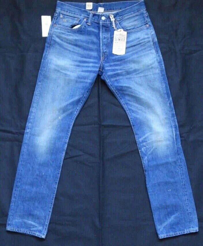 Ralph Lauren RRL DOUBLE  SLIM FIT  JEANS W34 L34