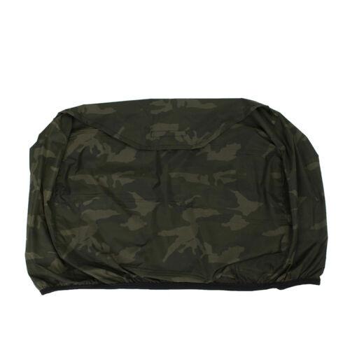 Camouflage 34x56x47.5cm Dustproof Generator Cover Flap for Honda EU2000i