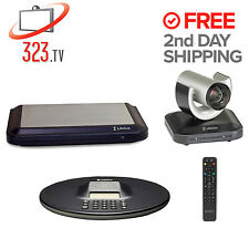 Lifesize Room 220 Complete Video System With Camera 200 Amp Phone 1000 0000 1126