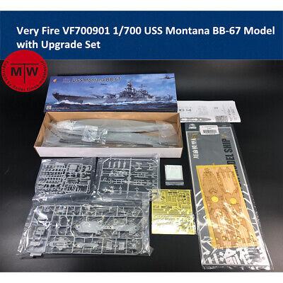 Very Fire 1//700 Montana Battleship Detail Up Set Upgrade Set for VF700901