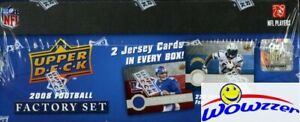 2008-Upper-Deck-First-Edition-Football-Factory-Set-75-RC-039-s-2-JERSEY-MATT-RYAN-RC