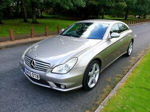 Mercedes-Benz-CLS-500-2005-V8