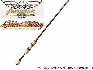 Tiemco-Spinning-Rod-Fenwick-Golden-Wing-GW-S-GW60SLJ-From-Stylish-anglers
