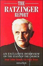 The Ratzinger Report by Joseph Ratzinger and Vittorio Messori (1987, Paperback)