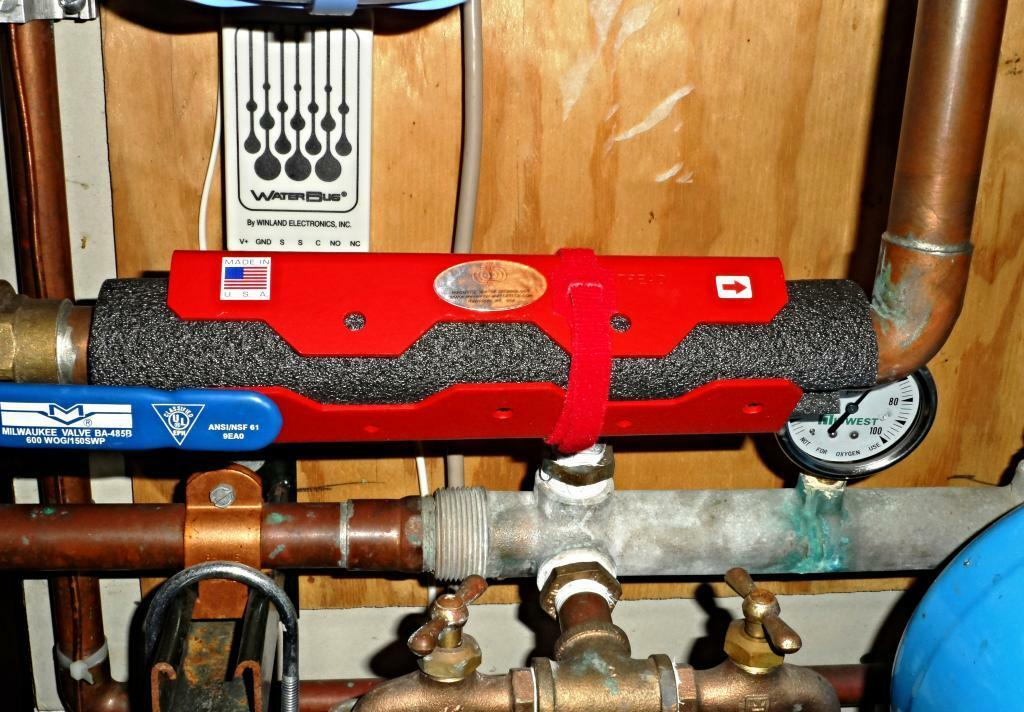 Potente Alta Calidad Neodimio Resistente Magnético Descalcificador & Suavizante