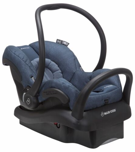 Maxi-Cosi Mico Max 30 Air Protect Infant Baby Car Seat w// Base Nomad Blue NEW