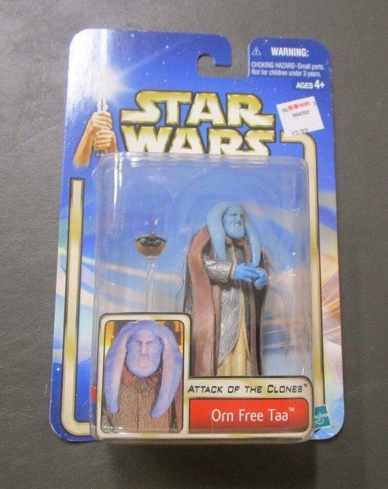 Orn Free Taa STAR 2002 STAR Taa WARS The Saga Collection MOC  35 5184ce