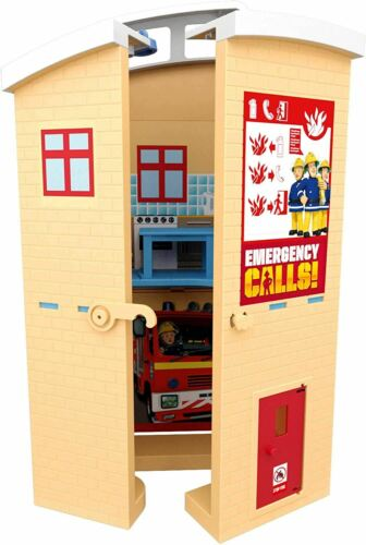 Fireman Sam Fire Rescue Centre Playset
