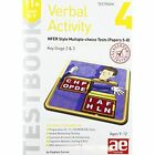 11+ Verbal Activity Year 5-7 Testbook 4: Gl Assessment Style Multiple-Choice Tests (Papers 5-8) by Janet Peace, Stephen C. Curran, Mike Edwards (Paperback, 2014)