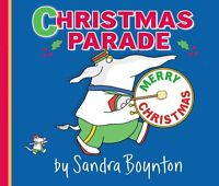 Christmas Parade (hc) By Sandra Boynton Fun Learning To Count & Instruments