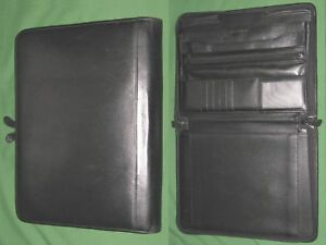 Enthusiastic Left Handed Note Pad 8.5x11 Leather Stelco Planner Binder Franklin Covey Monarch Office Supplies