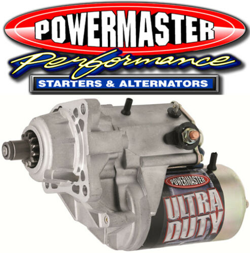 Powermaster 9053 High Torque Starter 1994-2000 Dodge Ram 2500//3500 5.9L Diesel
