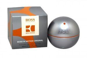 Hugo Boss Orange Boss In Motion Original 30oz90ml Mens Eau De