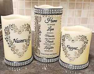 Stylish-New-design-Candles-for-Bride-and-Groom-wedding-gift